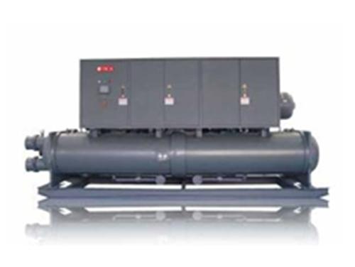 满液式水源螺杆热泵机组