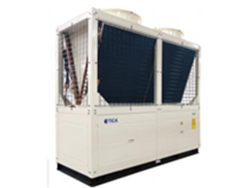 低温强热型空气源热泵采暖机