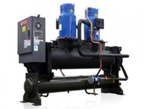 环保型模块化水冷冷(热)水机组