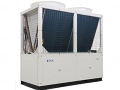 模块化风冷冷热水机组